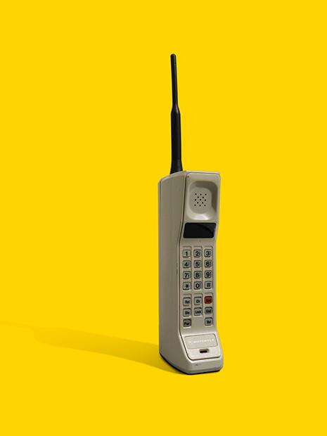 Motorola Knochen