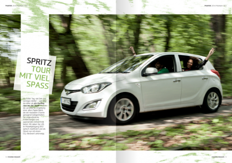 Hyundai Kundenmagazin 1