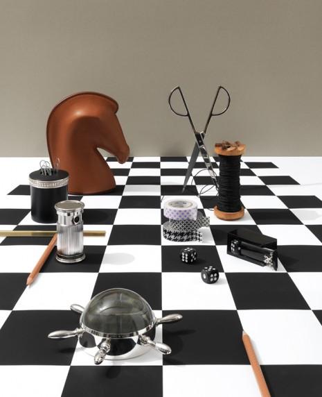 Schachmatt und Glänzend